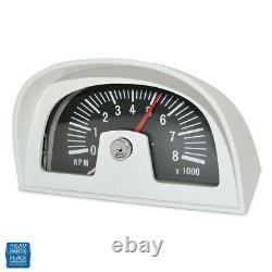 1960s-70s Hood Tach Tachometer DIXCO Style 8000 RPM 8 Cylinder Only NOS Quality
