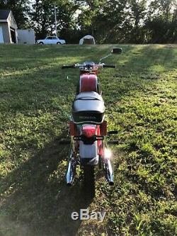 1963 Honda CB