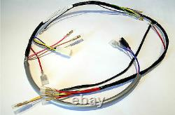 1968 Yamaha 68 DT1 250 Enduro Wiring Harness Wire Loom NOS Vintage Repro OEM
