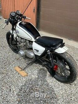 1980 Kawasaki KZ650