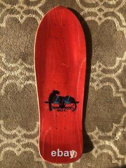 1989 NOS SMA Natas Kaupas Panther vintage skateboard deck Santa Cruz blind bag
