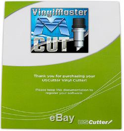 34 USCutter MH Series Vinyl Cutter/Plotter, Make Signs Decals Stickers Refurb