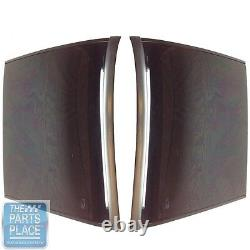 86-92 F Body T-Top Glass With Tinted Glass NOS GM 12343250 / 12343251 PR