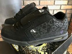 ADIO Bam Margera Skate Shoes (NOS) V3 The original Heartagram pro model. VVHTF
