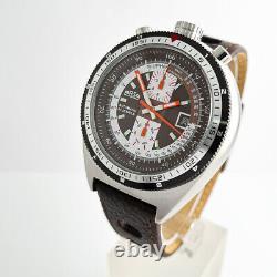 Arsa Automatik Bullhead Watch Nos-sytle Retro Sorna Armbanduhr