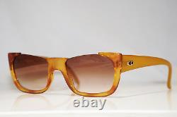 Authentic DIOR Vintage Sunglasses NOS Mens Unisex Designer Brown 2396 15162