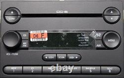 CD6 radio. NOS new OEM CD Changer stereo. Fits Ford F-250 350. 2005-2007