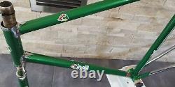 CINELLI Supercorsa Pista Track Columbus SSP steel frameset frame 54 55 NOS