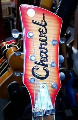 Charvel Surfcaster Cherryburst 90`s 90er Jahre Lipstick Japan NOS