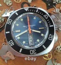 Comming soon all vintage nos parts reassembled diver