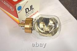 DJL Photo Projection LIGHT BULB Studio LAMP 8mm Projector NOS New 150W