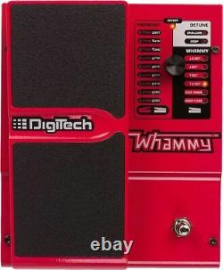 Digitech Whammy IV Octave Pitch Shifter Effects Pedal NEW OLD STOCK