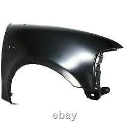 Fender For 1997-2003 Ford F-150 Front Right Primed Steel with Emblem Provision