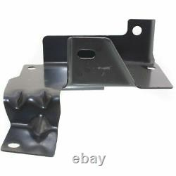 Front Bumper Chrome Steel Kit For 2003-2006 Avalanche & Chevy Silverado 1500