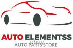 Front Bumper Primed Steel For 2003-2006 Chevrolet Silverado 1500 2500HD 3500