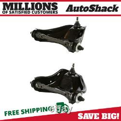 Front Upper Control Arm with Ball Joint Pair 2 for Chevy S10 LLV Blazer GMC Sonoma
