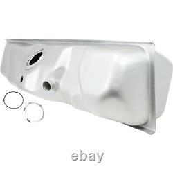 Fuel Gas Tank 19 Gallon Side Mount for 90-96 Ford F150 F250 F350 Truck