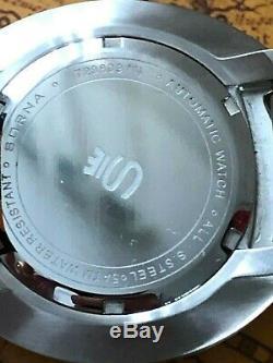 GMT Racing Sorna Automatikuhr Bullhead Retro Watch NOS Style