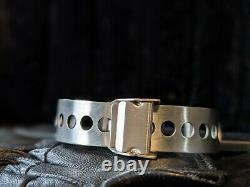 Gents Vintage Rally New Old Stock Stainless Steel Bracelet Watch Strap 20mm