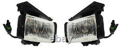 Genuine Holden Commodore VR VS Fog Lights Pair Left / Right SS Calais GMH NOS
