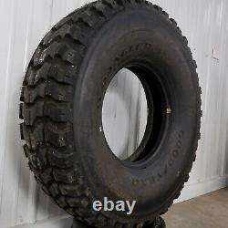 Goodyear Wrangler MT 37x12.5R16.5 Military Hummer H1 Truck Tires (New Old Stock)