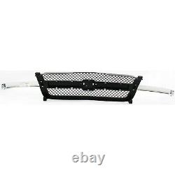 Grille Assembly Kit For 2003-2006 Chevrolet Silverado 1500 Front 9Pc