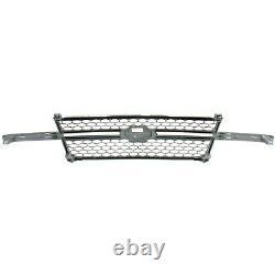 Grille Headlight Bracket For 2003-2006 Chevrolet Silverado 2500 HD Kit