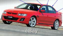 HSV GTS & Holden Commodore SS VT VX VY VZ LH & RH Door Frame Opening Mould NOS