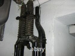 Harley davidson wl, wla, wlc, g flathead 45ci army front fork springer complete NOS