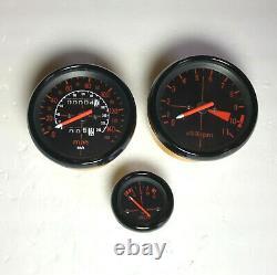 Honda CBX 1000 tachometer and speedometer better than NOS