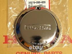 Honda NOS CB750 CB 750 ALL SOHC Points Cover 30370-300-020 Vintage Rare NOS