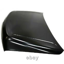 Hood For 2001-2002 Chevrolet Silverado 2500 HD Old Body Style Primed Steel