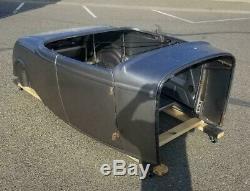 In Stock All Steel 1932 Ford Roadster Body Hot Rod Rat Flathead Scta Vtg Deuce