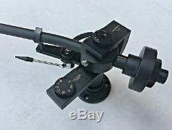 Jelco SA-370H Transcription Tonearm by Ichikawa turntable tone arm NOS LAD-200
