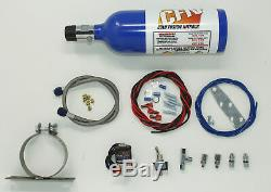 Kawasaki ZX-14 Nitrous Oxide Kit Single Bottle NOS NITROUS KIT MOTORCYCLE NEW