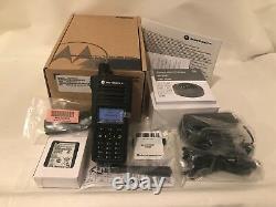 MOTOROLA APX 4000 UHF R1 MODEL 3 TDMA. P25 NEW OLD STOCK Now with FPP option