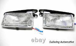 Mercedes C107 R107 W107 W116 Nos Bosch Fog Lights 450 350 560sl 500sl 450sl 380