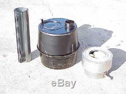 Military Tent Stove M1941 Tent Stove Oil Burner Variety New Old Stock