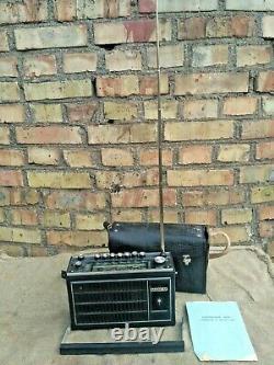 Military Transistor Radio Mayak-M New Old Stock RARE VINTAGE