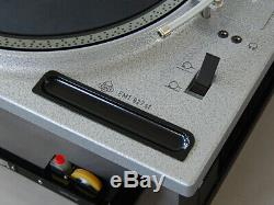Mint EMT 927D st with NOS (New Old Stock) EMT 997 tonearm and new glass platter