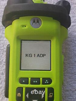 Motorola APX6000XE 7/800 MHz P25 Trunked +TDMA With ACCESSORIES! NEW OLD STOCK
