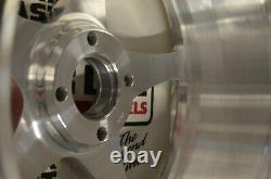 NEW 17 x 7 Centerline polished aluminum wheels (Set of 4) 3477707439 NOS