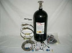 NITROUS DRY KIT NEW UP TO 100HP NO BOTTLE! Mustang camaro challenger nos NX