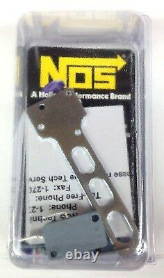 NOS 15640 Nitrous Microswitch with bracket Wide Open Throttle Switch