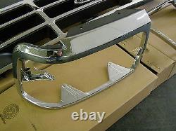 NOS 1992 1996 Ford Truck F150 + Bronco Grille 1993 1994 1995 F250 F350 OEM New
