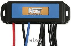NOS 25974NOS Mini 2-Stage Progressive Nitrous Controller 2-Fully Independent Sta