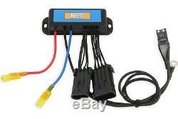 NOS 25974NOS Nitrous Oxide Systems Mini 2-Stage Progressive Nitrous Controller