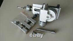 NOS 8mm WW Milling Attachment for Watchmaker Lathe Boley Leinen Bergeon Levin