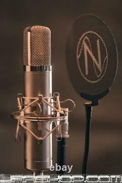 NOS Audio NOS12 Tube Microphone AKG C12 Clone New JRR Shop