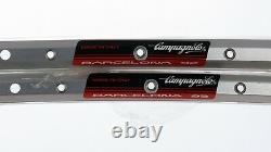 NOS CAMPAGNOLO BARCELONA 92 RIMS 28 700c 32H VINTAGE TUBULAR 90S ROAD NEW OLD